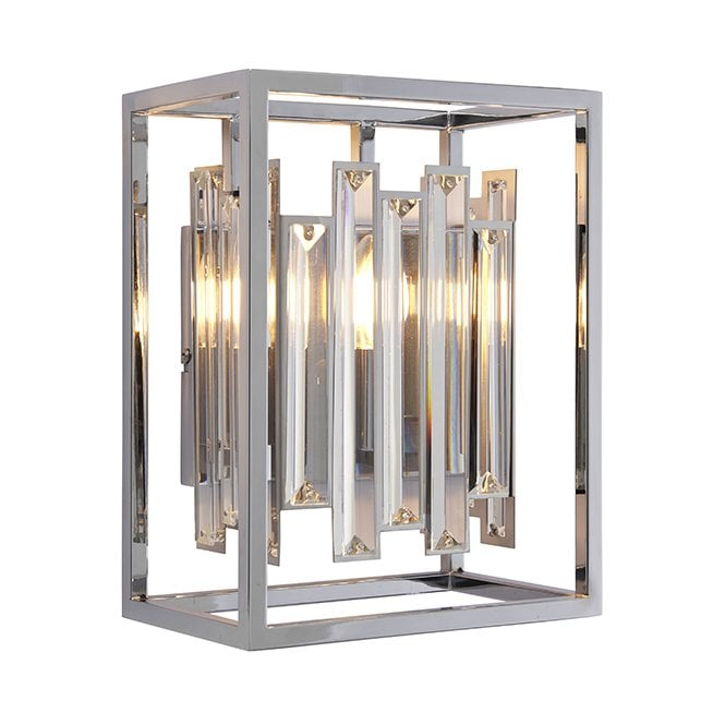 Endon Lighting 81932 Acadia Wall Light